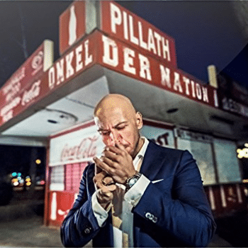 Pillath – Onkel der Nation Album Cover