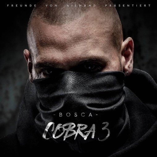 Bosca – Cobra 3 Album Cover