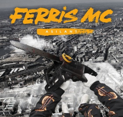 Ferris MC – Asilant Album Cover
