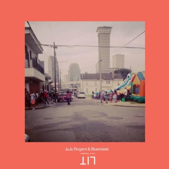 Juju Rogers & Bluestaeb – Lost in translation Album Cover