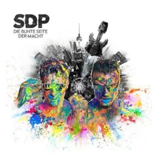 SDP – Die bunte Seite der Macht Album Cover