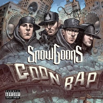 Snowgoons – Goon Bap Album Cover