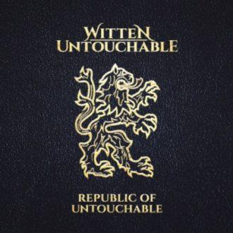 witten-untouchable-republic-of-untouchable-album-cover