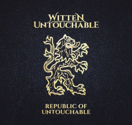 Witten Untouchable – Republic of Untouchable Album Cover
