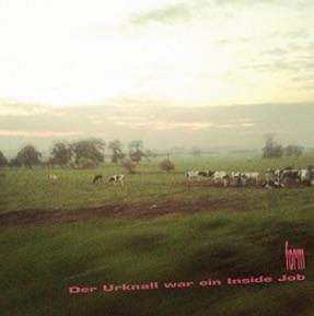 form – Der Urknall war ein Inside Job Album Cover