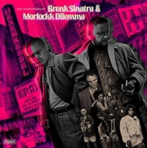 Morlockk Dilemma & Brenk Sinatra – Hexenkessel Album Cover