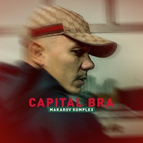 Capital Bra – Makarov Komplex Album Cover