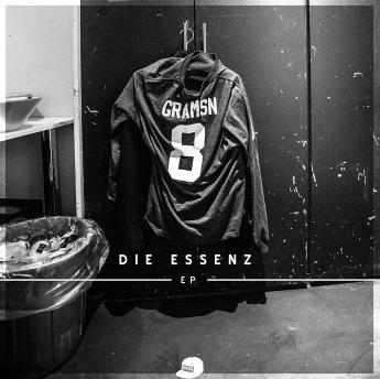 Grämsn – Die Essenz EP Album Cover