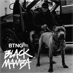BTNG - Black Mamba Album Cover