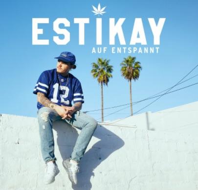 Estikay – Auf entspannt Album Cover