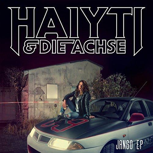 Haiyti – Jango EP Album Cover