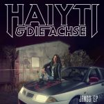 Haiyti und Die Achse - Jango EP Cover