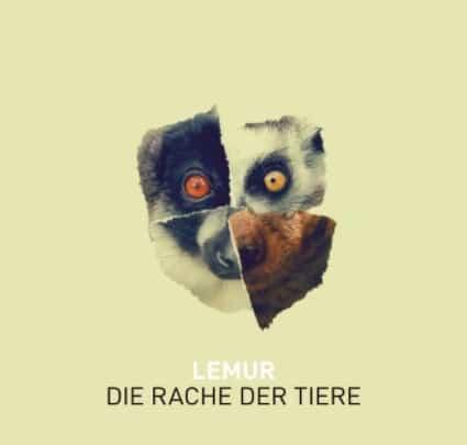 Lemur – Die Rache der Tiere Album Cover