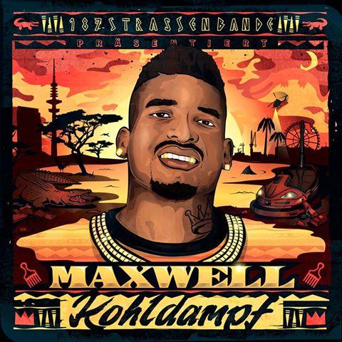 Maxwell – Kohldampf Album Cover