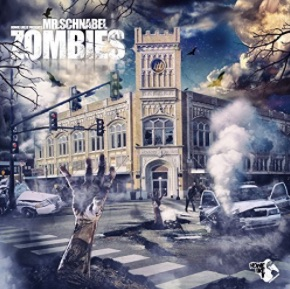 Mr. Schnabel – Zombies Album Cover