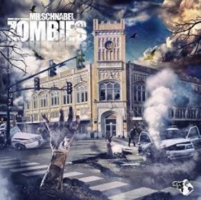 Mr. Schnabel - Zombies Album Cover