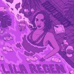 Rudebwoy - Lila Regen EP Cover