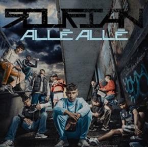 Soufian – Allé Allé Album Cover