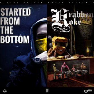 SpongeBozz - Started From The Bottom Krabbenkoke Tape Cover