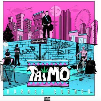 TaiMo - Horner Corner Album Cover