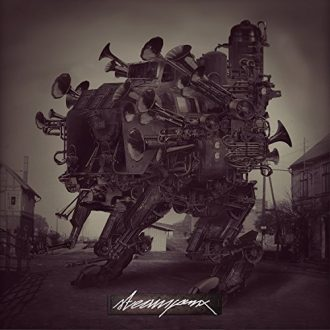 steampunx - steampunx Album Cover
