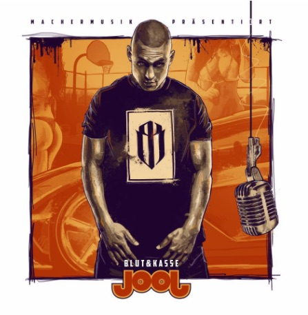 Blut & Kasse – JooJ Album Cover