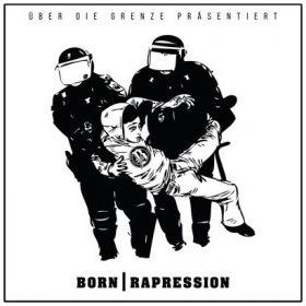 Born - Rapression Album Cover