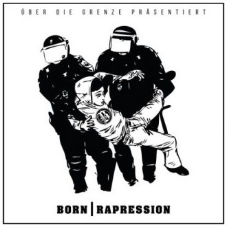 Born - Rapression Album Cover