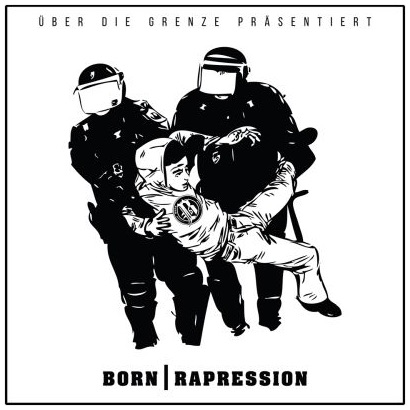Born – Rapression Album Cover