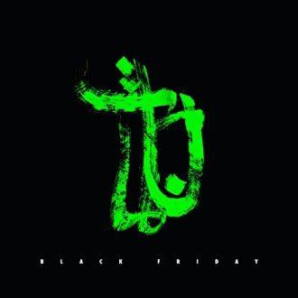 Bushido - Black Friday Album Cover