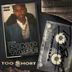 Too Short - The Pimp Tape Cover