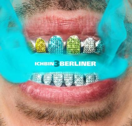 Ufo361 – Ich bin 3 Berliner Album Cover