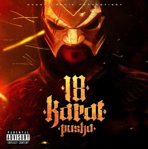 18 Karat – Pusha Album Cover