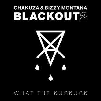 Chakuza & Bizzy Montana - Blackout 2 Album Cover