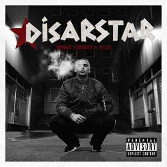 Disarstar - Minus x Minus = Plus Album Cover