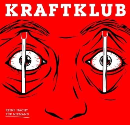 Kraftklub – Keine Nacht für Niemand Album Cover