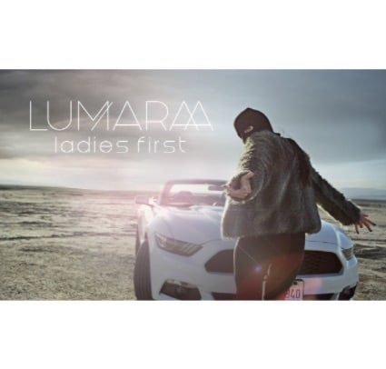 Lumaraa – Ladies First Album Cover