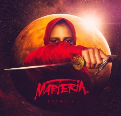 Marteria – Roswell Album Cover
