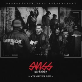 Swiss und die Andern - Wir gegen die EP Cover