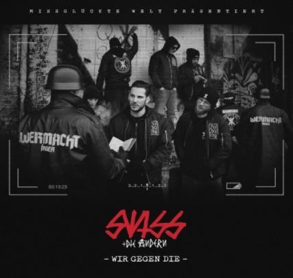 Swiss & Die Andern – Wir gegen die EP Album Cover