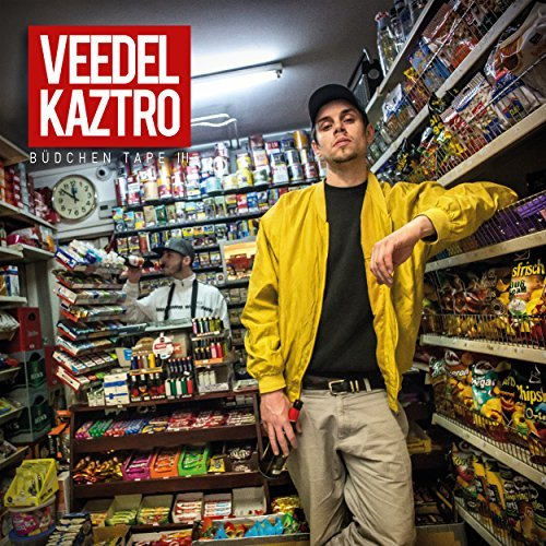 Veedel Kaztro – Büdchen Tape 3 Album Cover