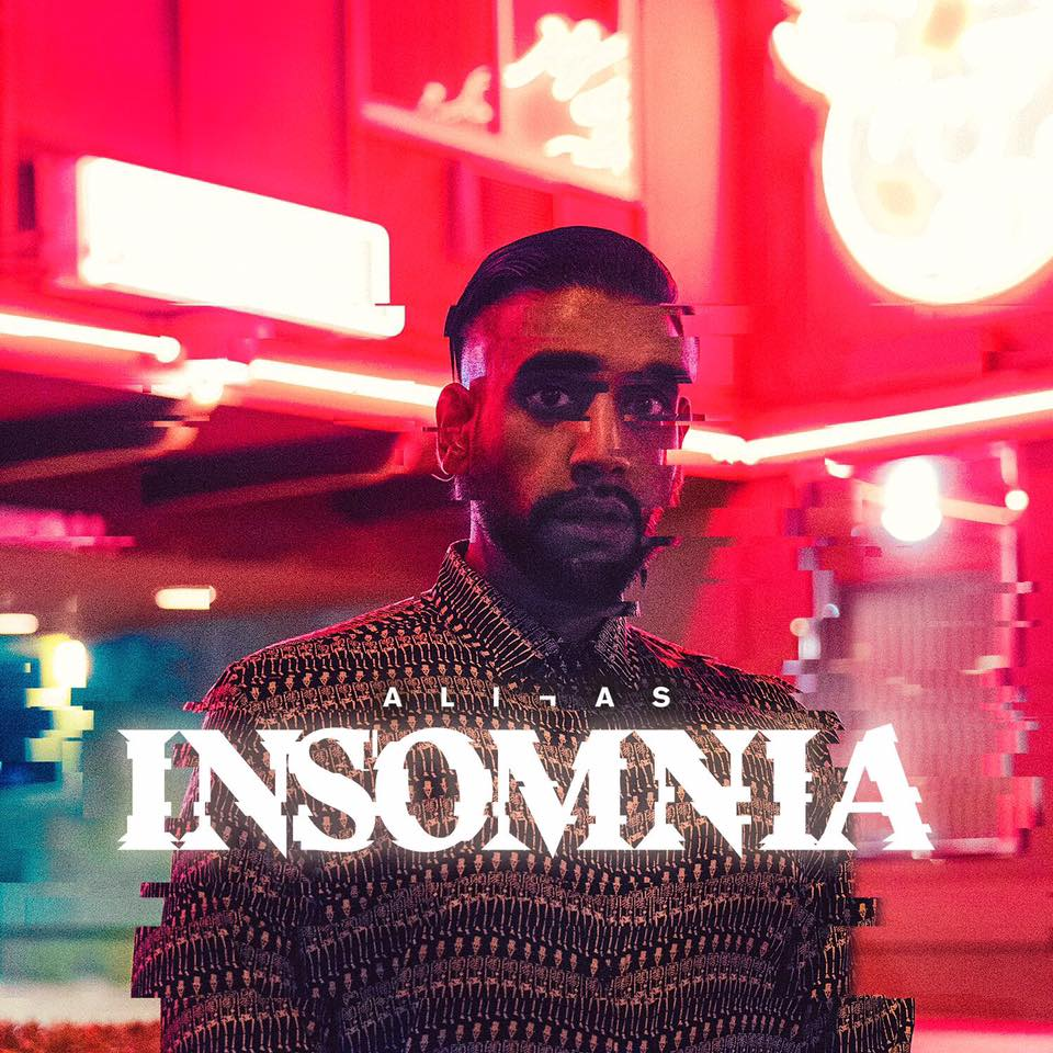 Ali As – Insomnia Album Cover
