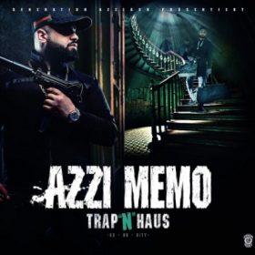 Azzi Memo - Trap N Haus Album Cover