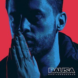 Bausa - Dreifarbenhaus Album Cover
