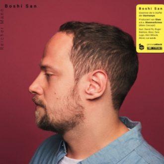Boshi San - Reicher Mann Album Cover