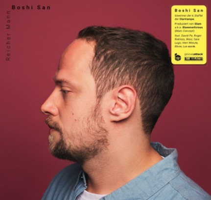 Boshi San – Reicher Mann Album Cover