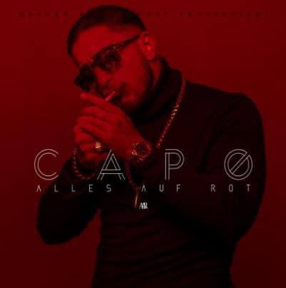 Capo – Alles auf rot Album Cover