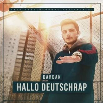 Dardan - Hallo Deutschrap Album Cover