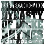 EastboundClikk - Dynasty of Dicke Rhymes EP Cover