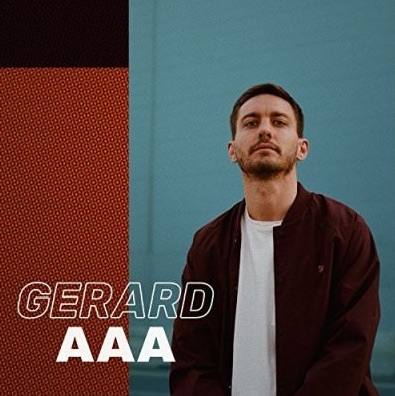 Gerard – AAA Album Cover